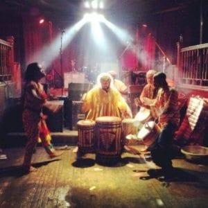 Slyboots Drum Ensemble