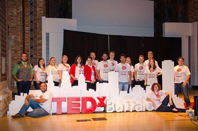 TEDxBuffalo, Flickr