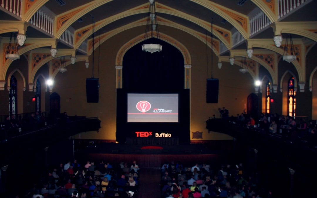 Thank You For Making TEDxBuffalo 2015 A Success!