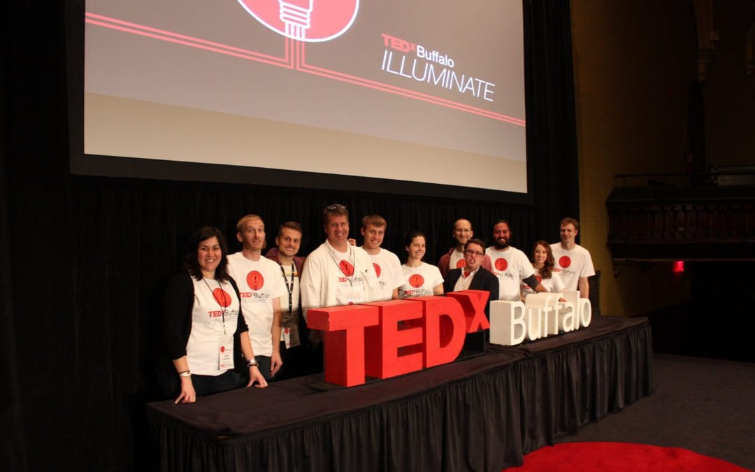 Are you interested in joining the TEDxBuffalo Organizing Committee?